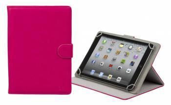 "Чехол Riva 3017, для планшета 10.1"", розовый"