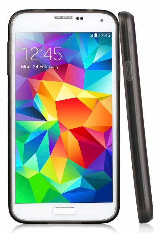 Чехол GGMM Pure-S5, для Samsung Galaxy S5, черный (SX02901) - фото 2