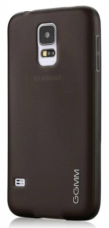 Чехол GGMM Pure-S5, для Samsung Galaxy S5, черный (SX02901) - фото 3