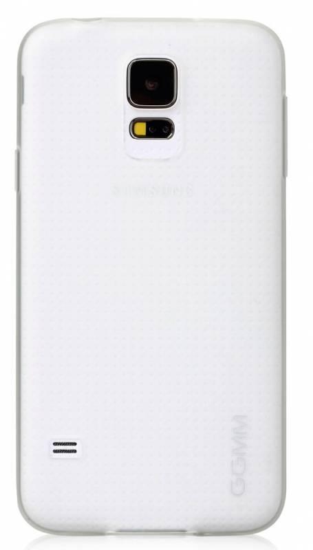 Чехол GGMM Pure-S5, для Samsung Galaxy S5, белый (SX02902) - фото 1