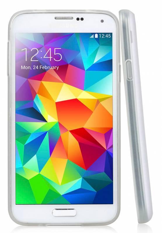 Чехол GGMM Pure-S5, для Samsung Galaxy S5, белый (SX02902) - фото 2