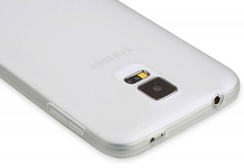 Чехол GGMM Pure-S5, для Samsung Galaxy S5, белый (SX02902) - фото 5