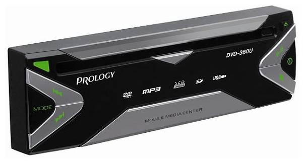 Автомагнитола Prology DVD-360U - фото 1