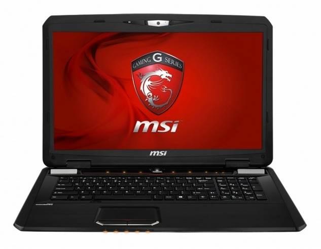 """Ноутбук 17.3"""" MSI GX70 3CC-234X черный - фото 1"""