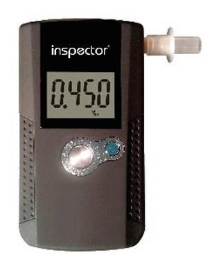 Алкотестер Inspector AT600 электрохимический - фото 1