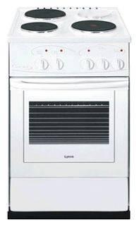 Плита электрическая Лысьва ЭП 301 М2С белый, стеклянная крышка