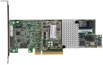Контроллер LSI 9361-4I SGL 12Gb/s RAID 0/1/10/5/6/50/60 4i-ports 1Gb (LSI00415)