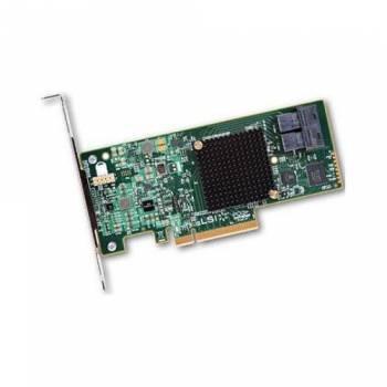 Контроллер LSI 9300-8I SGL 12Gb / s HBA 8i-ports (LSI00344)