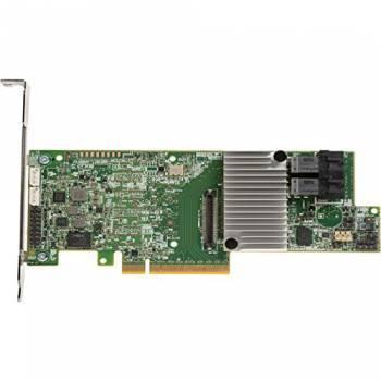Контроллер LSI 9361-8I SGL 12Gb / s RAID 0 / 1 / 10 / 5 / 6 / 50 / 60 8i-ports 1Gb (LSI00417)