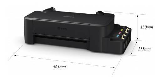 Принтер Epson L120 (C11CD76302) - фото 4