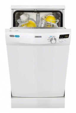 Посудомоечная машина Zanussi ZDS91500WA белый
