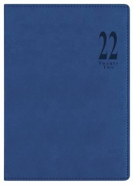Ежедневник Letts MILANO синий