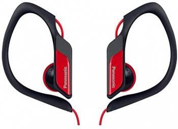Наушники Panasonic RP-HS34E-R красный