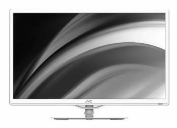 Телевизор LED 22 JVC LT22M440W белый