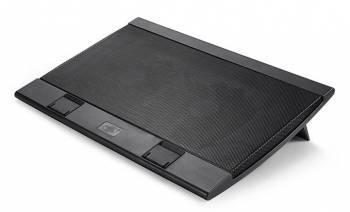 """Подставка для ноутбука 17"""" Deepcool WIND PAL FS черный (WINDPALFS)"""