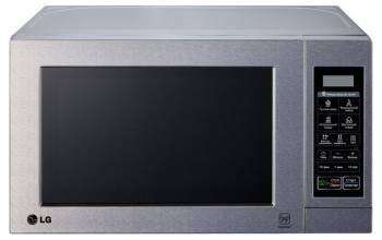 СВЧ-печь LG MS2044V серебристый