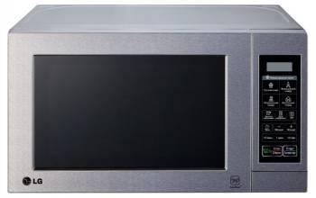 СВЧ-печь LG MH6044V серебристый