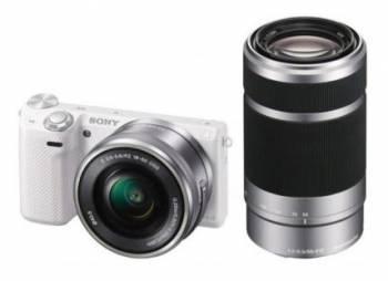 Фотоаппарат Sony Alpha A6000YS kit серебристый