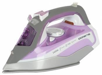 Утюг Polaris PIR2465AK фиолетовый / серый