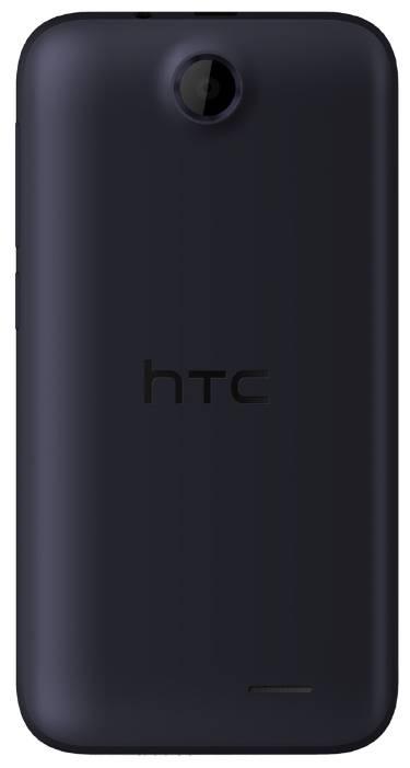 Смартфон HTC Desire 310 Dual Sim синий - фото 2