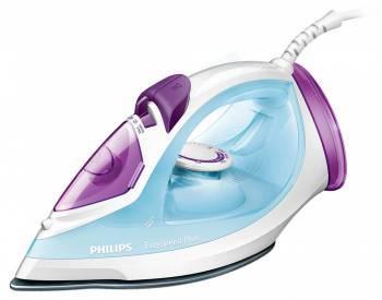 Утюг Philips EasySpeed GC2045/26 белый/фиолетовый