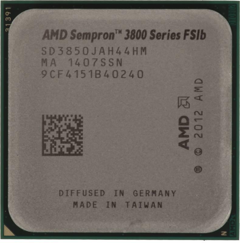 Процессор AMD Sempron 3850 Socket-AM1 BOX - фото 2