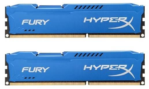 Модуль памяти DIMM DDR3 2x4Gb Kingston HX316C10FK2/8 - фото 2
