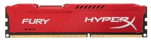 Модуль памяти DIMM DDR3 8Gb Kingston HX316C10FR/8 - фото 2