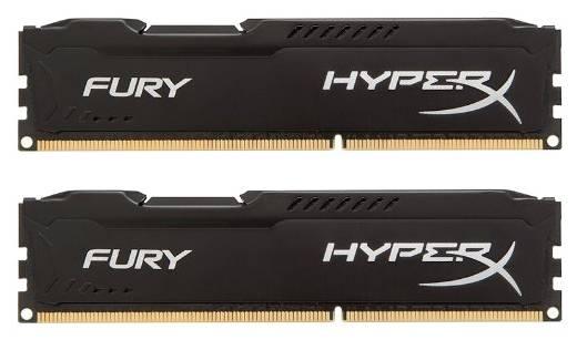 Модуль памяти DIMM DDR3 2x8Gb Kingston HX318C10FBK2/16 - фото 2