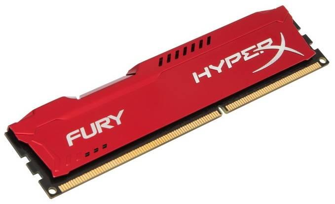 Модуль памяти DIMM DDR3 4Gb Kingston HX318C10FR/4 - фото 1