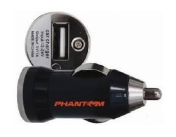 Автомобильное зар./устр. Phantom PH2163 (888354)
