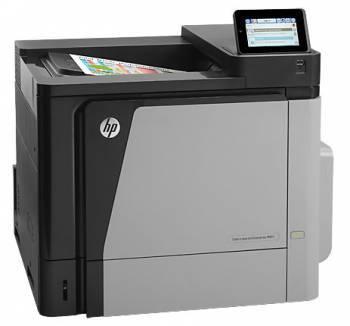 Принтер HP Color LaserJet Enterprise M651dn #B19