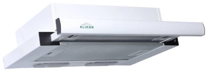 Встраиваемая вытяжка Elikor Интегра 60П-400-В2Л кремовый - фото 1