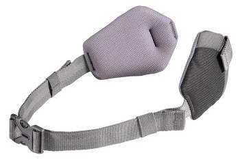 Ремень поясной Step By Step Touch Waist Strap серый