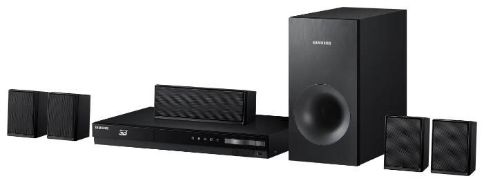 Домашний кинотеатр Samsung HT-H4500R черный/черный - фото 1