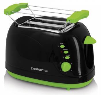 Тостер Polaris PET0702LB черный