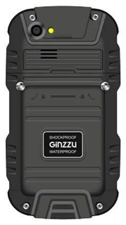 Смартфон Ginzzu RS9 Dual черный - фото 2