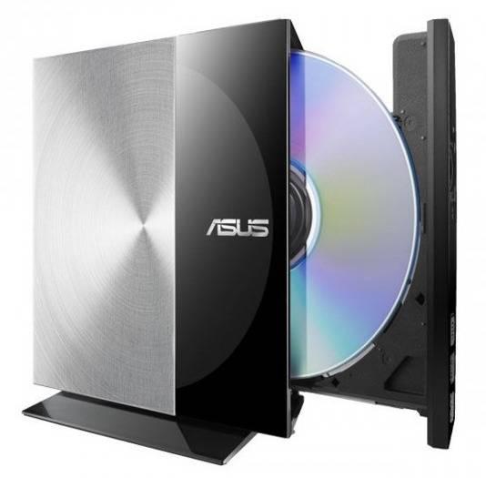 Привод DVD+/-RW ASUS SDRW-08D3S-U/BLK/G/AS - фото 1
