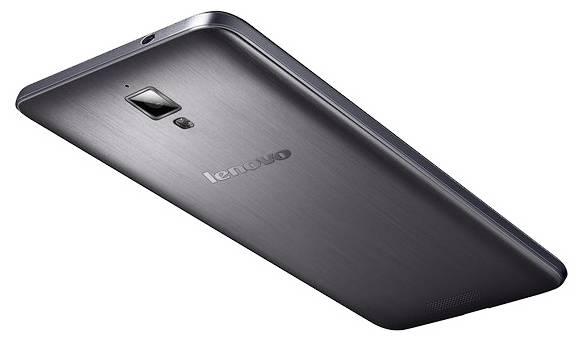 Смартфон Lenovo S660 8ГБ титан - фото 3