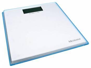 Весы напольные электронные Medisana ISB белый/голубой (40485)