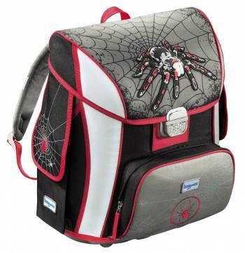 Ранец Step By Step BaggyMax Simy Spider серый / рисунок