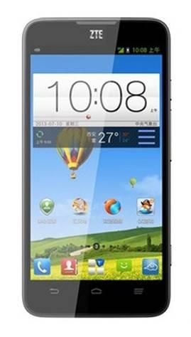 Смартфон ZTE Geek II LTE 16ГБ черный - фото 1