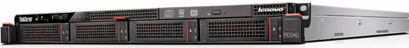 Сервер Lenovo ThinkServer RD340 - фото 4