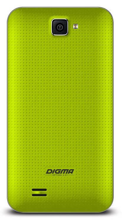 Смартфон Digma Optima 4.01 TT4001MG 4ГБ черный - фото 5