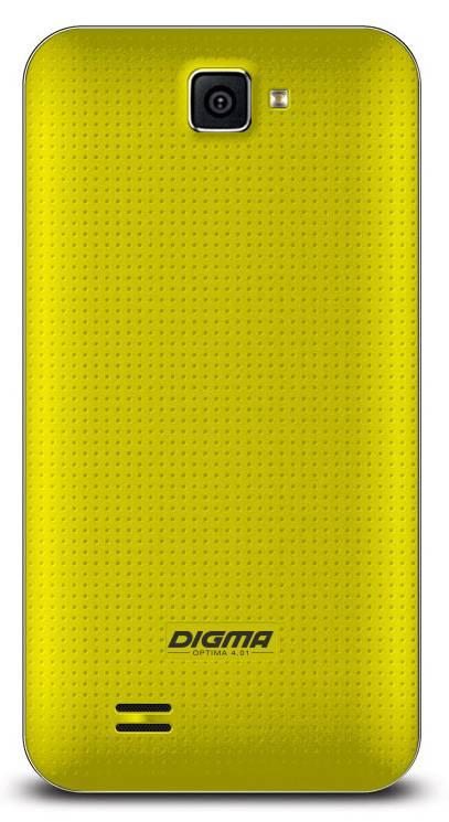 Смартфон Digma Optima 4.01 TT4001MG 4ГБ черный - фото 6