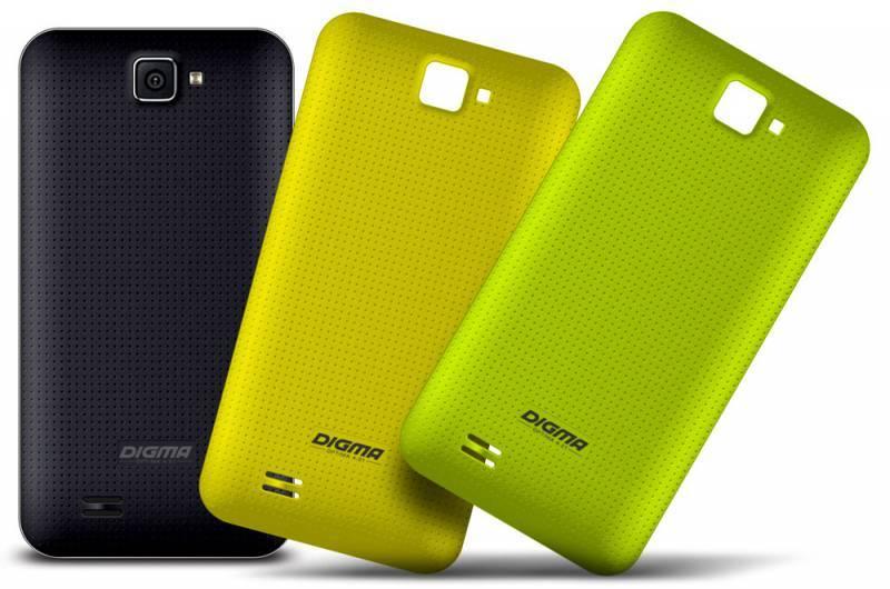 Смартфон Digma Optima 4.01 TT4001MG 4ГБ черный - фото 7