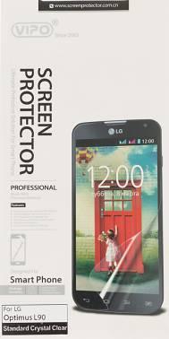 Защитная плёнка Vipo для LG Optimus L90 (D405) прозрачный
