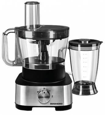 Кухонный комбайн Redmond RFP-М3905 серебристый / черный