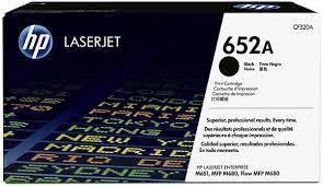 Тонер Картридж HP 652A CF320A черный - фото 1