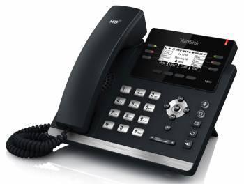 Телефон IP Yealink SIP-T42G черный